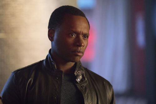 Malcolm Goodwin Some Like It Hot Mess iZombie