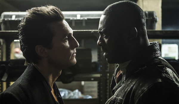 Matthew McConaughey Idris Elba The Dark Tower