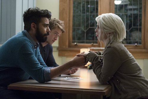 Rahul Kohli Rose McIver Robert Buckley Some Like It Hot Mess iZombie