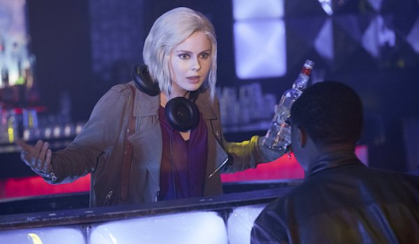 Rose McIver Malcolm Goodwin Some Like It Hot Mess iZombie