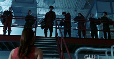The New Arkadians The 100 The Chosen