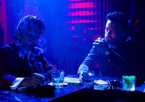 Vik Sahay Dominic Cooper Preacher Season Two