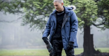 Wentworth Miller Infantino Street The Flash