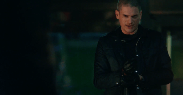Wentworth Miller Infantino Street The Flash Trailer