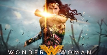 Wonder Woman Movie Poster 5