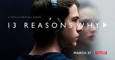 13 Reasons Why TV Show Poster