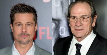 Brad Pitt Tommy Lee Jones