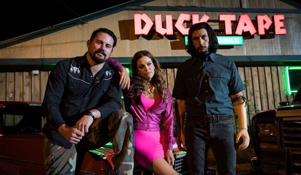 Channing Tatum Riley Keough Adam Driver Logan Lucky