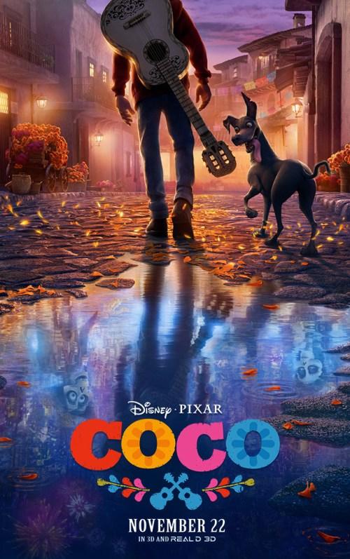 Coco Movie Poster 3