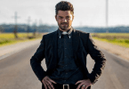 Dominic Cooper Preacher On the Road