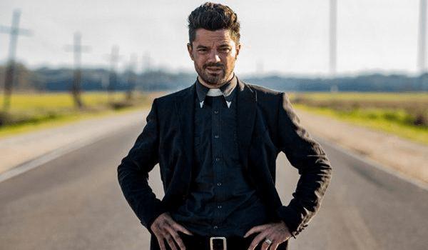 Dominic Cooper Preacher On the Road