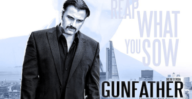 Gunfather Banner Movie Poster