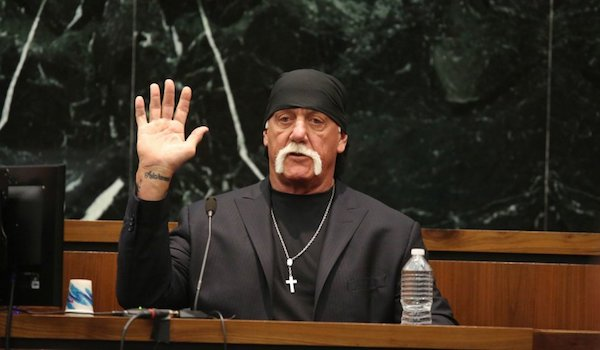 Hulk Hogan Nobody Speak: Trials of the Free Press