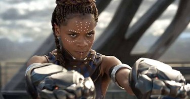 Letitia Wright Shuri Black Panther