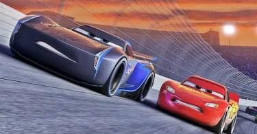 Lightning McQueen Jackson Storm Car 3
