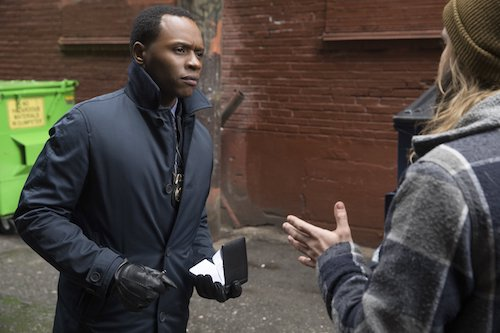Malcolm Goodwin Looking For Mr. Goodbrain, Part 1 iZombie