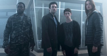 Morgan Spector Okezie Morro Danica Curcic Russell Posner The Mist