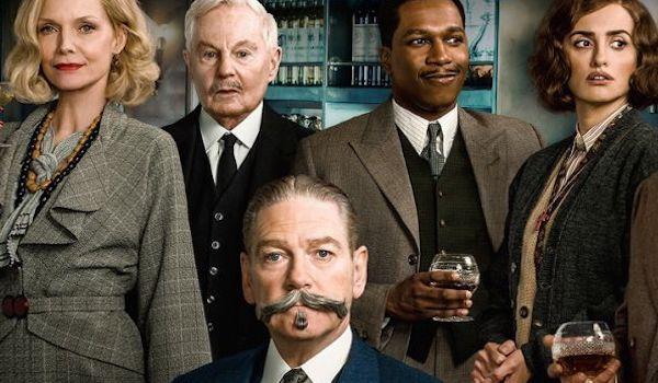 Murder On The Orient Express 2017 Movie Trailer Kenneth Branagh Investigates A Murder Filmbook