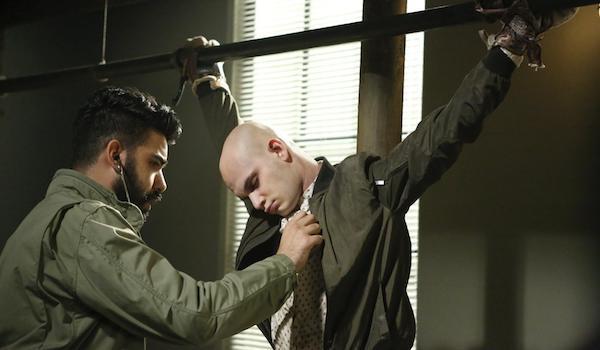 Rahul Kohli Bryce Hodgson Return of the Dead Guy iZombie