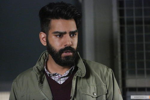 Rahul Kohli Return of the Dead Guy iZombie