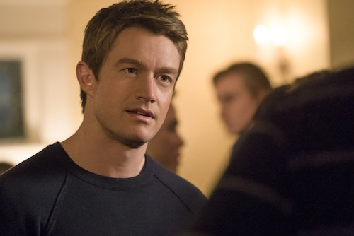 Robert Buckley Looking For Mr. Goodbrain, Part 1 iZombie