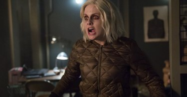Rose McIver Conspiracy Weary iZombie