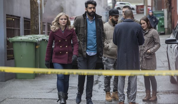 Rose McIver Rahul Kohli Looking For Mr. Goodbrain, Part 1 iZombie