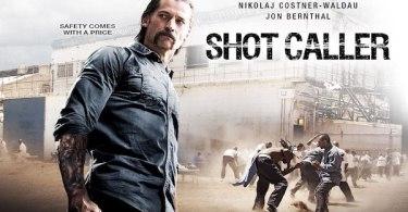 Shot Caller Movie Banner Poster