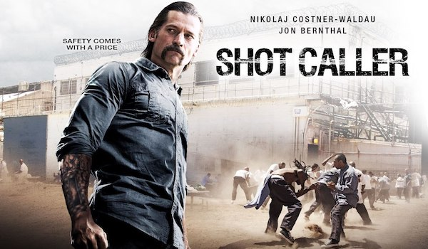 Shot Caller Movie Banner Poster