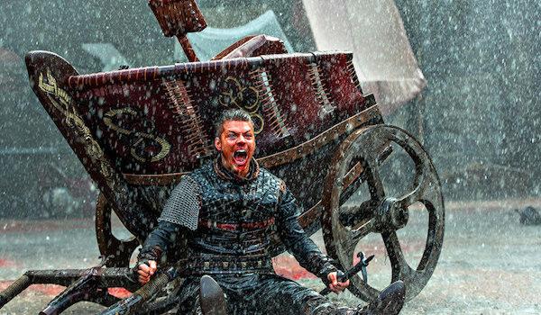 Alex Høgh Andersen Vikings: Season 5