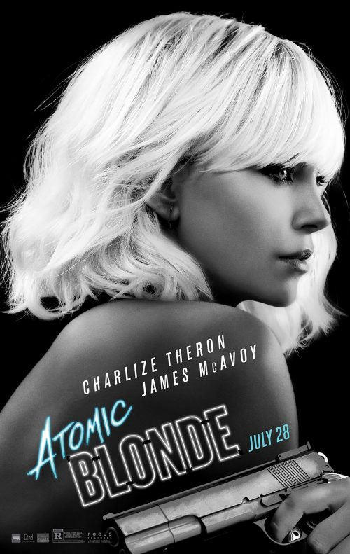 Atomic Blonde Movie Poster 3