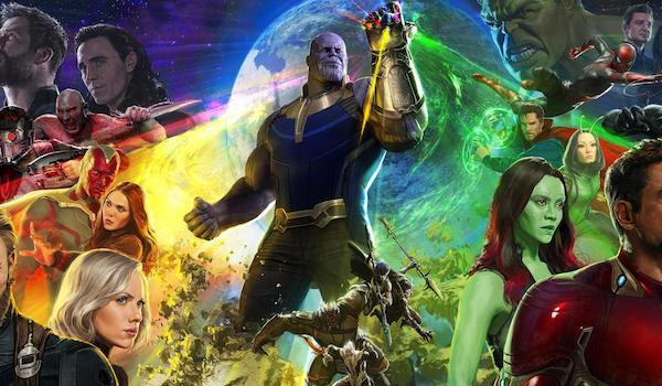 Avengers: Infinity War San Diego Comic-Con International Movie Poster