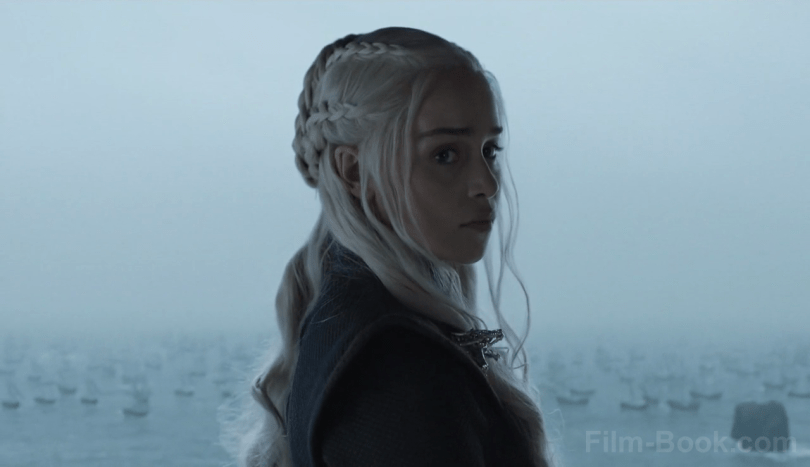 Emilia Clarke Game of Thrones Stormborn