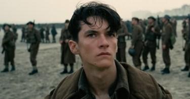 Fionn Whitehead Dunkirk