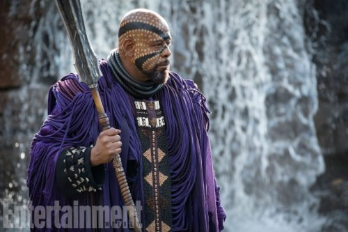 Forest Whitaker Black Panther