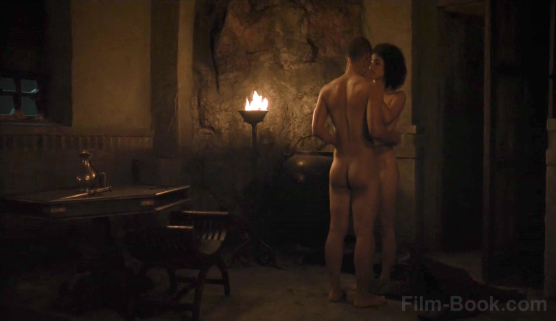 Jacob Anderson Nathalie Emmanuel Ass Game of Thrones Stormborn