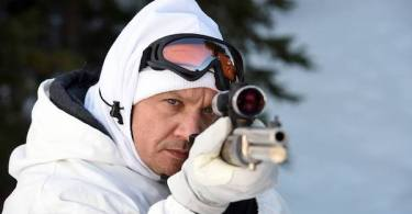 Jeremy Renner Wind River