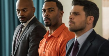 Jerry Ferrara Omari Hardwick Brandon Victor Dixon Power We're in This Together
