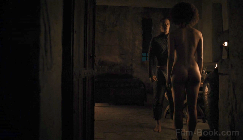Nathalie Emmanuel Butt Game of Thrones Stormborn