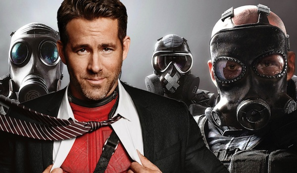 Paramount Might Be Developing A Rainbow Six Movie Starring Ryan Reynolds