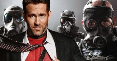 Ryan Reynolds Deadpool Rainbow Six Video Game