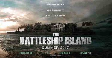The Battleship Island Movie Poster