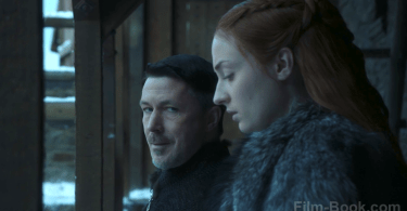 Aidan Gillen Sophie Turner Game of Thrones The Spoils of War