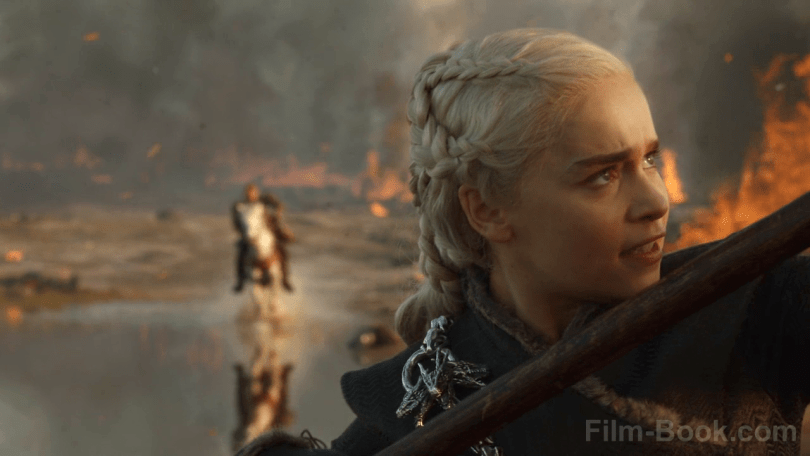 Emilia Clarke Game of Thrones The Spoils of War