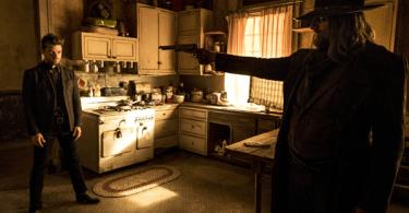 Graham McTavish Dominic Cooper Preacher Sokosha