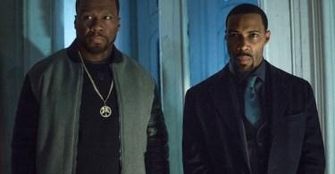 Omari Hardwick 50 Cent Power New Man