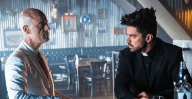 Pip Torrens Dominic Cooper Preacher Puzzle Piece