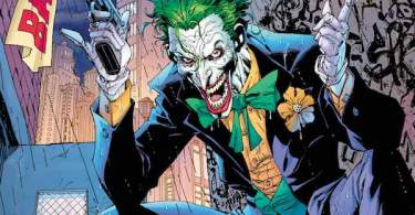 The Joker Comic