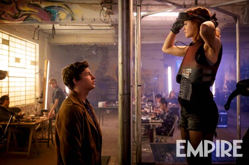 Tye Sheridan Olivia Cooke Ready Player One