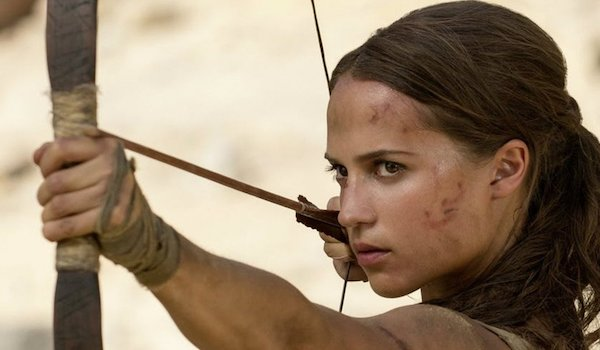 TOMB RAIDER (2018) Movie Trailer: Alicia Vikander Searches for a Fabled Tomb